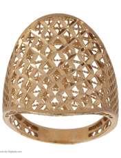 انگشتر طلا 18 عیار زنانه مایا ماهک مدل MR0377 -  - 2