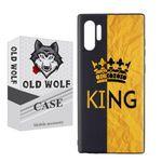 کاور الد ولف مدل king مناسب برای گوشی موبایل سامسونگ Galaxy Note 10 Plus