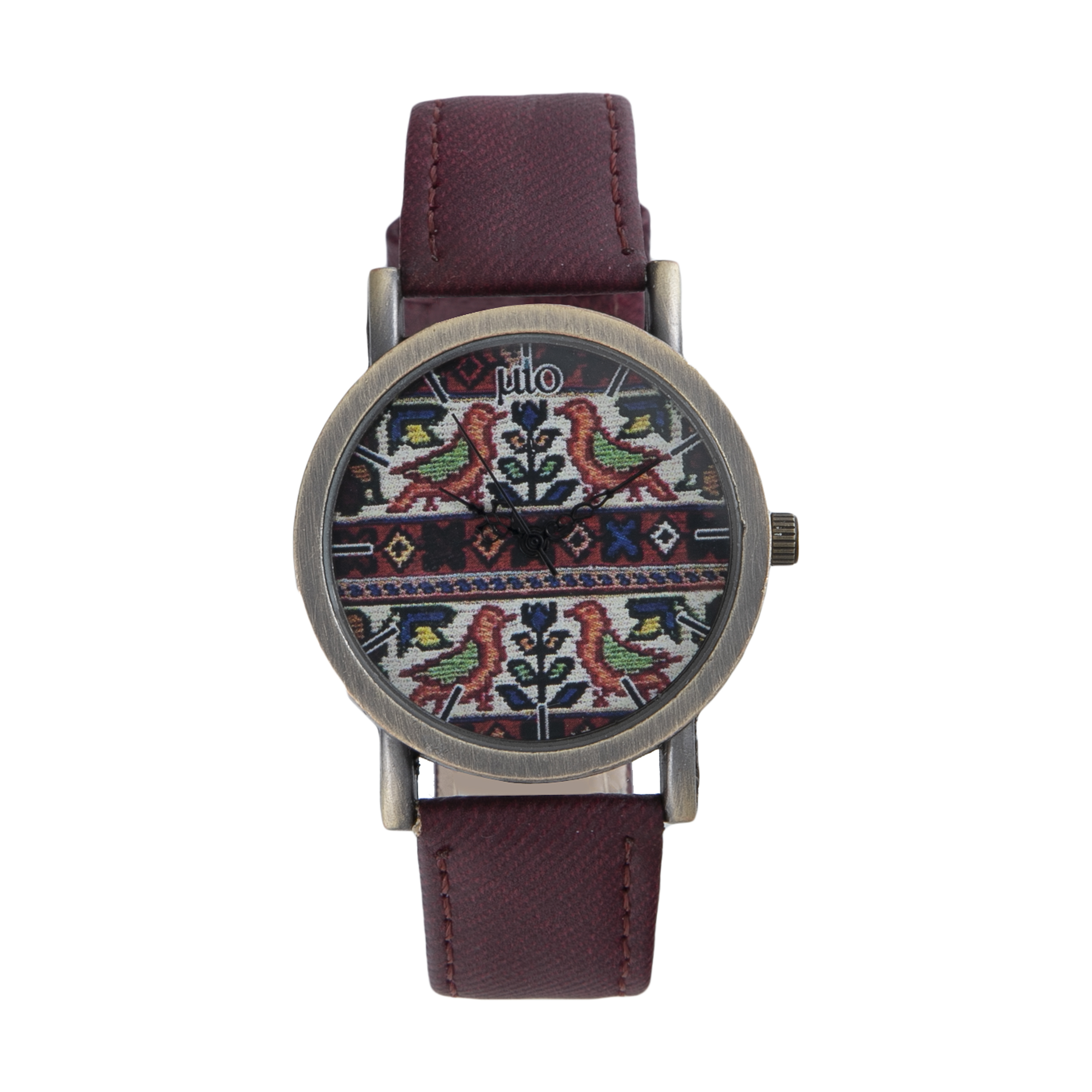 ساعت مچی عقربه ای زنانه میو مدل MWL2601              ارزان