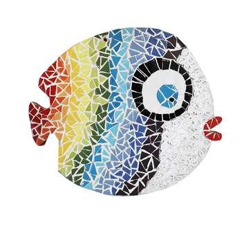 تابلو کاشی کاری طرح ماهی کد MA-2-03