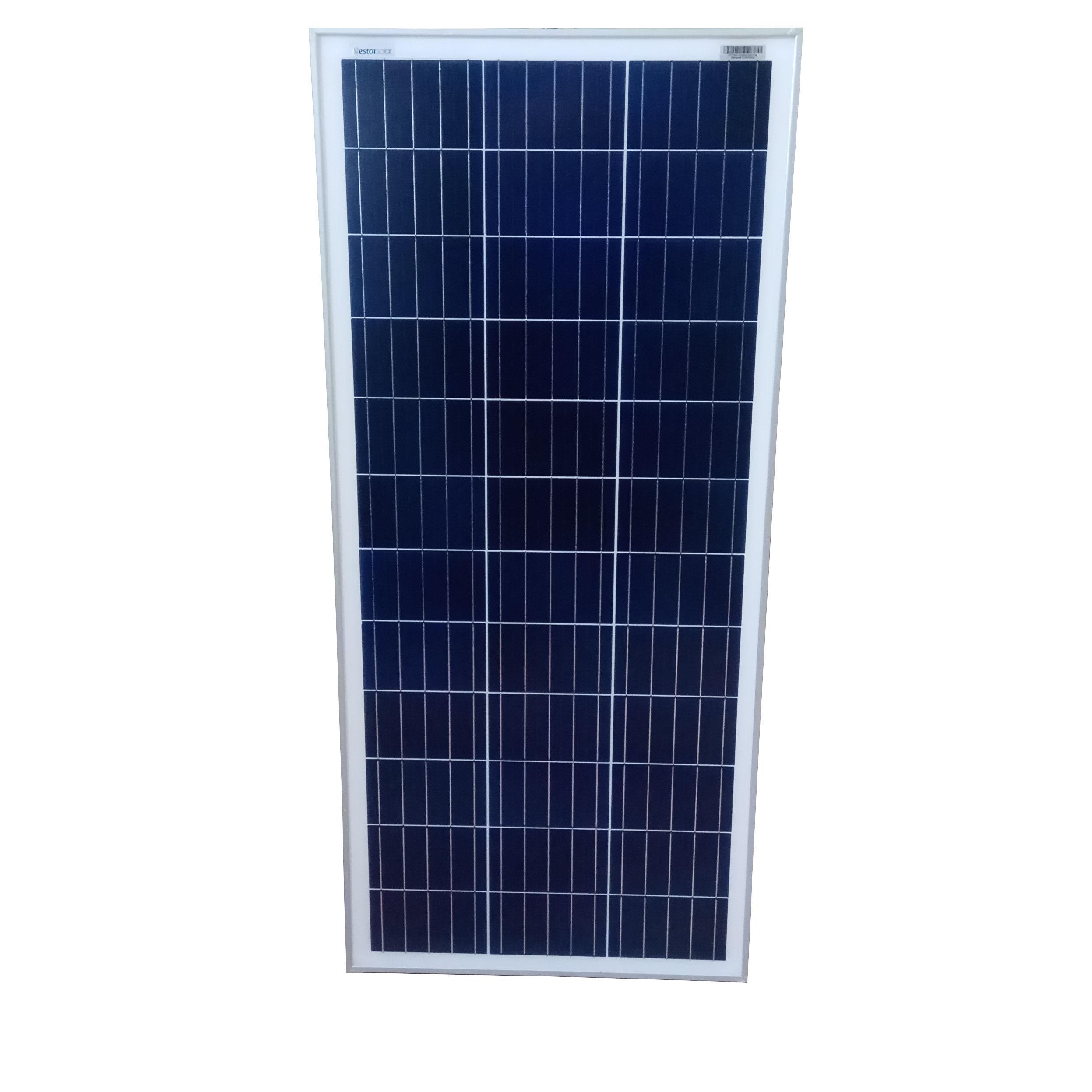 پنل خورشیدی مدل RT100P ظرفیت 100 وات