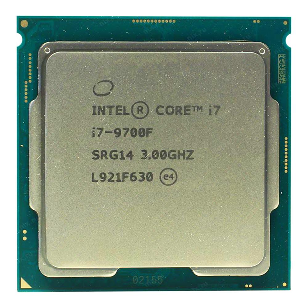 بررسی و {خرید با تخفیف} پردازنده مرکزی اینتل سری Coffee Lake مدل Core i7-9700F Tray اصل