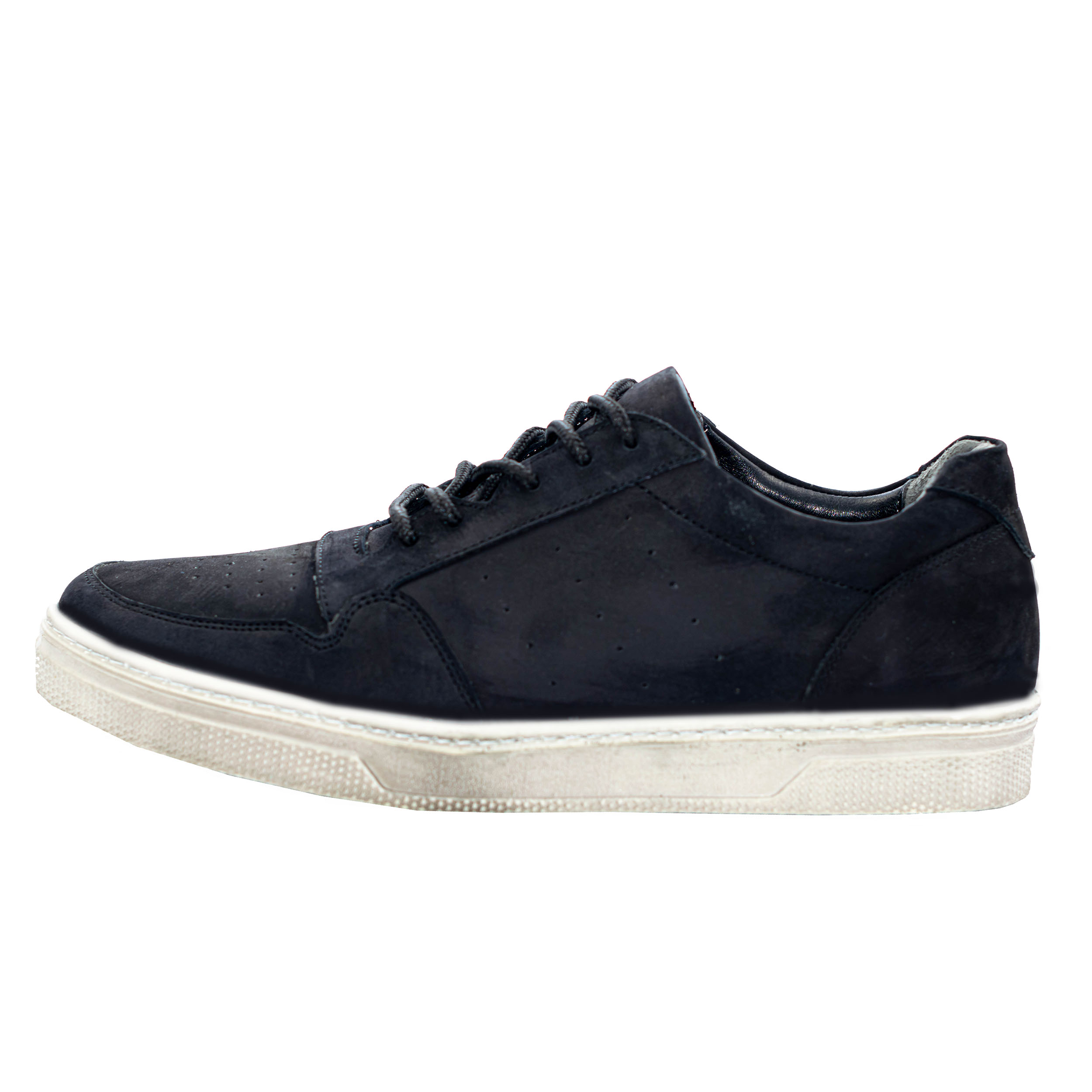 کفش روزمره مردانه مدل  آراد کد A8 رنگ مشکی