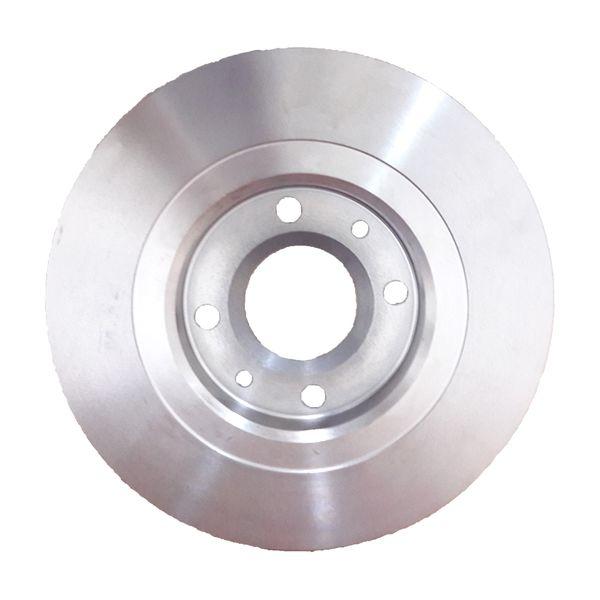 دیسک ترمز چرخ جلو هانتر کد 425622 مناسب برای پژو 206 تیپ 5 بسته 2 عددی