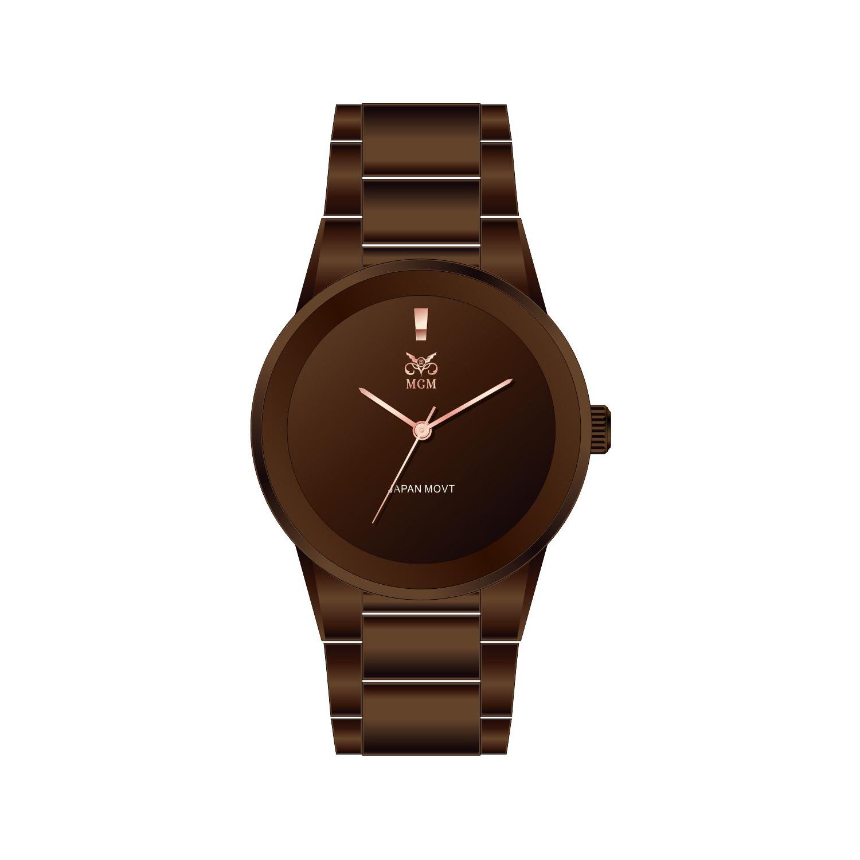 قیمت                      ساعت مچی عقربه ای مردانه ام جی ام مدل 1019