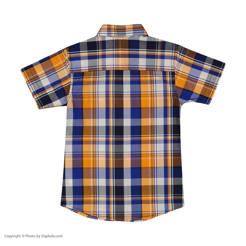 پیراهن پسرانه دبنهامز مدل 2340202290