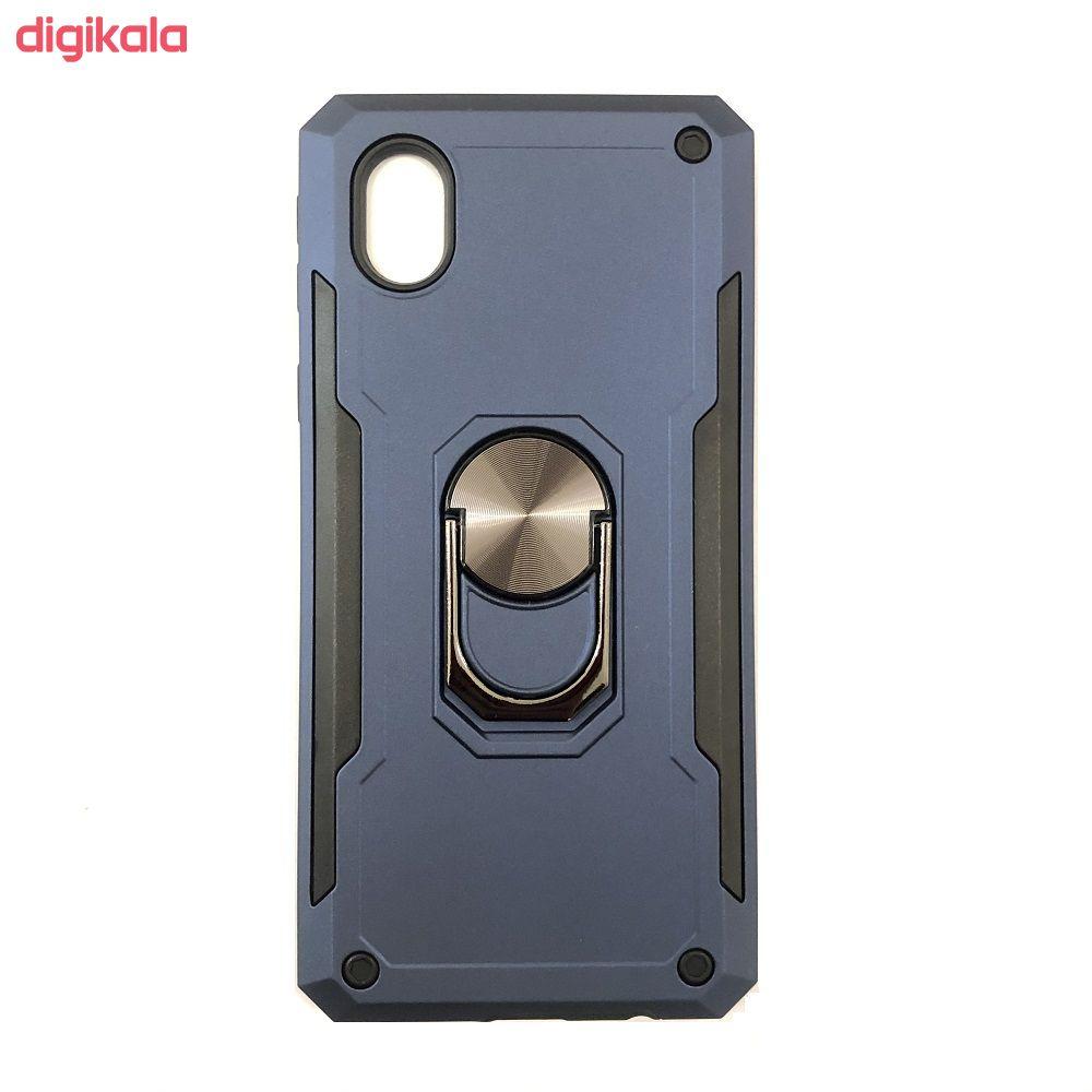کاور مدل STND-01  مناسب برای گوشی موبایل سامسونگ Galaxy A01 Core main 1 1