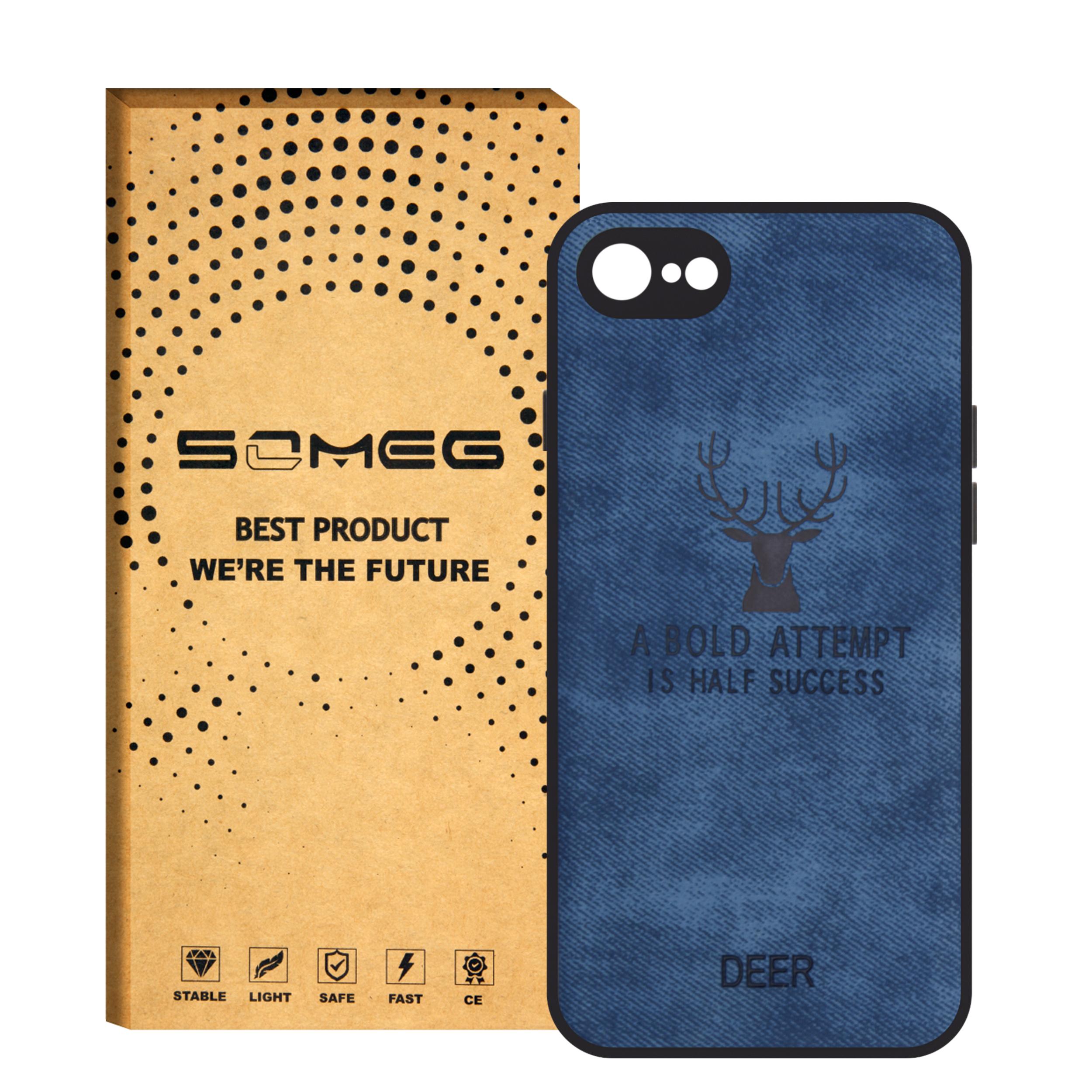 کاور سومگ مدل SMG-Der02 مناسب برای گوشی موبایل اپل iPhone 7 / 8               ( قیمت و خرید)