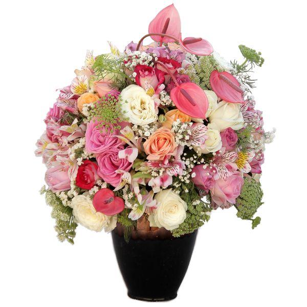 گلدان گل مدل B 120
