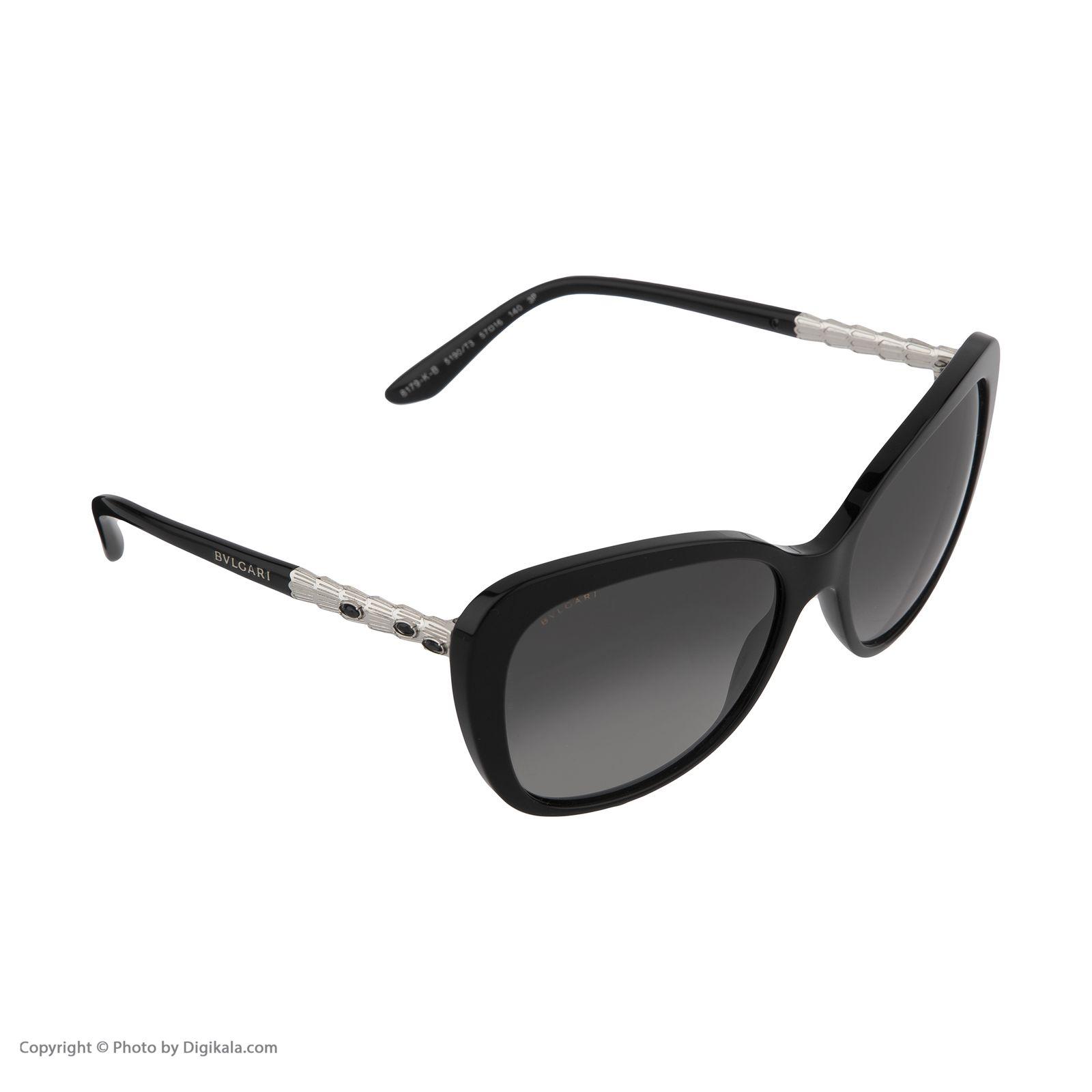 عینک آفتابی زنانه مدل BV8179K 5190T3 -  - 6