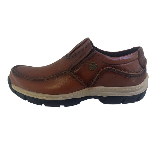 کفش چرم طبیعی مردانه مدل ADLIN-AS