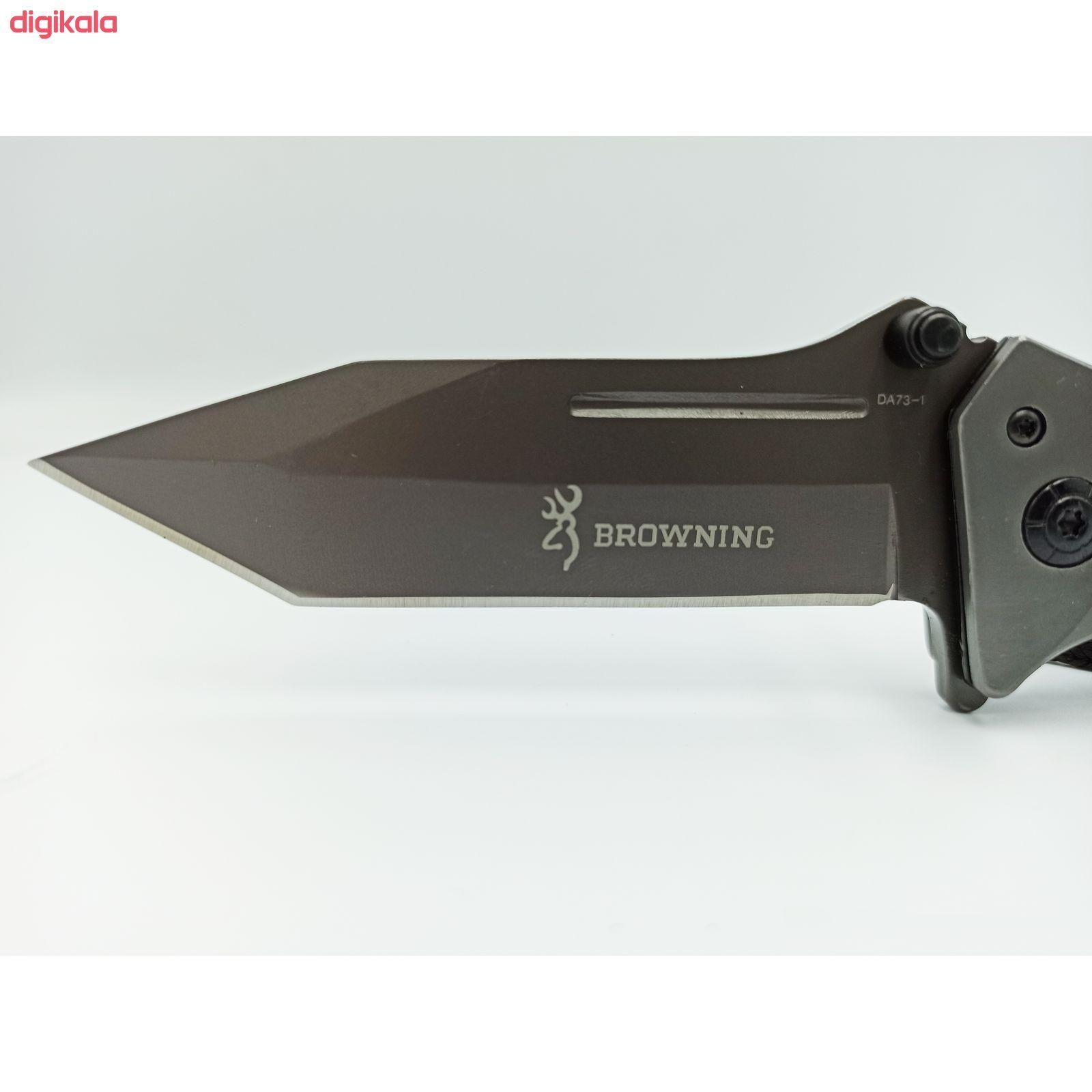 چاقو سفری برونینگ مدل DA73-1 main 1 5
