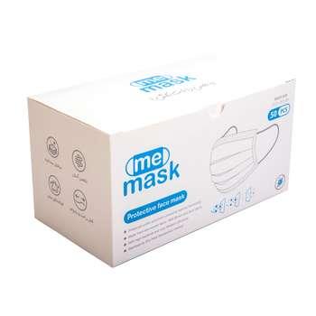 ماسک تنفسی می ماسک مدل 6020 بسته ۵۰ عددی