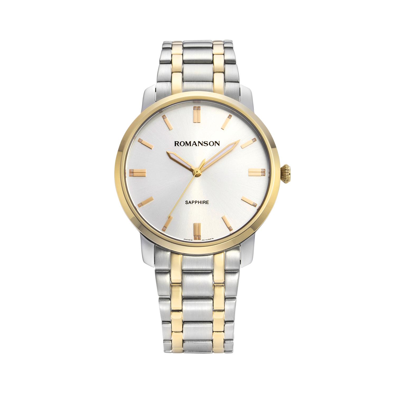 قیمت و خرید                      ساعت مچی عقربه ای مردانه  رومانسون مدل TM0B03MMCCAS1G