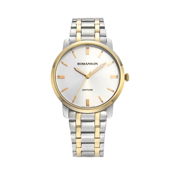 ساعت مچی عقربه ای مردانه  رومانسون مدل TM0B03MMCCAS1G