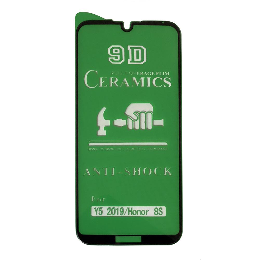 محافظ صفحه نمایش 9D مدل CR-A105 مناسب برای گوشی موبایل هوآوی Y5 2019