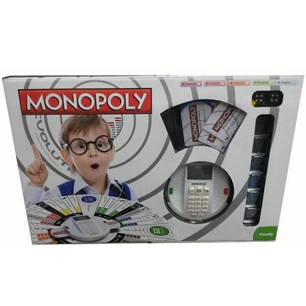 بازی فکری مونوپولی مدل 2889E