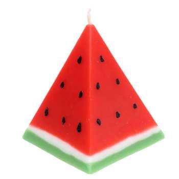 شمع طرح هندوانه کدKLG89