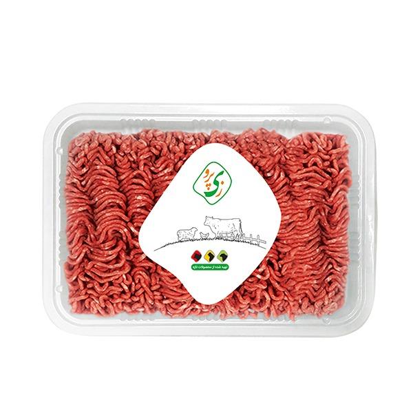 گوشت چرخکرده مخلوط 30-70 زی پرو - 1 کیلوگرم