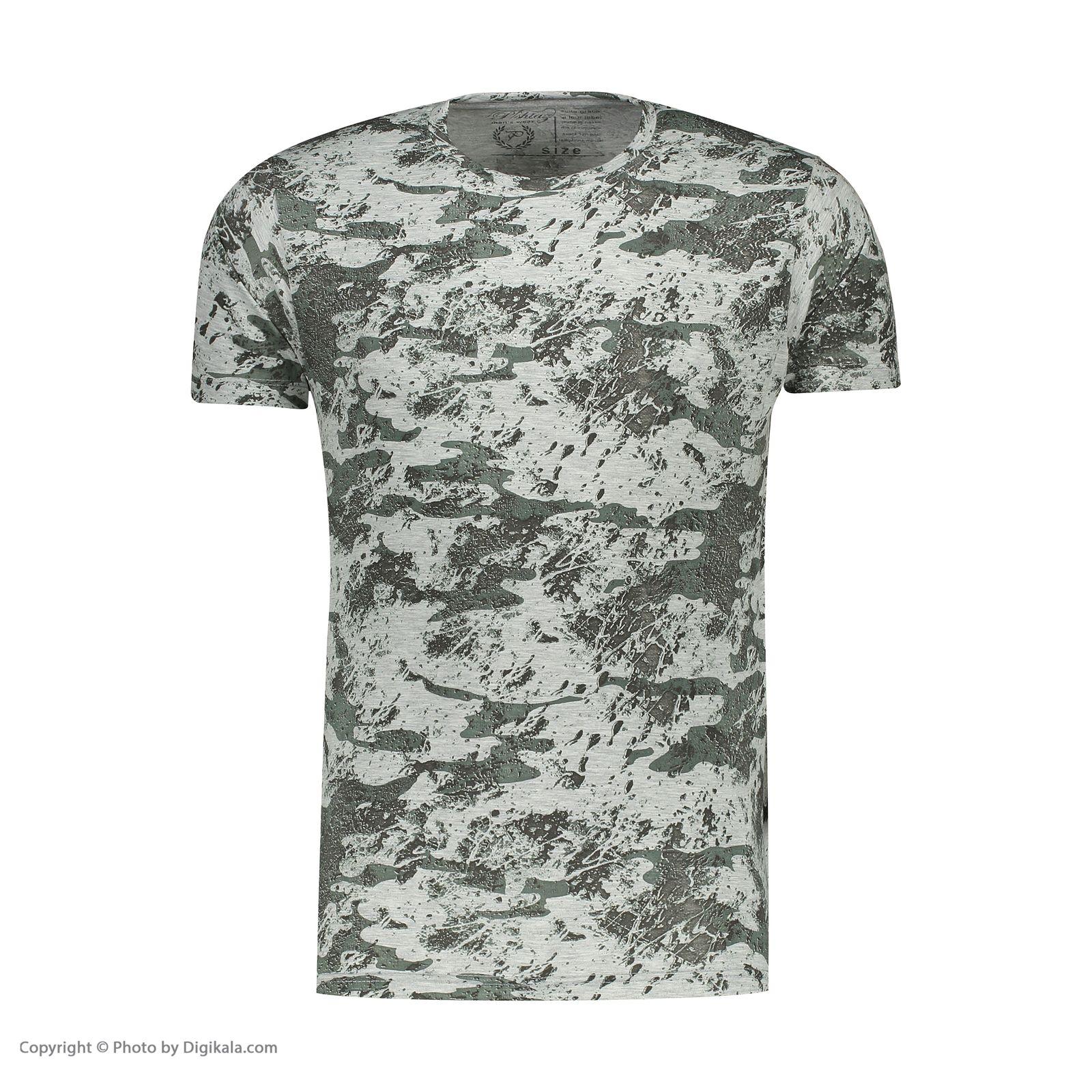 ست تی شرت و شلوار مردانه کد 111213-3 -  - 4