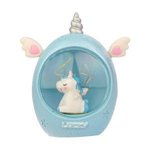 چراغ خواب کودک مدل یونیکورن کد 66