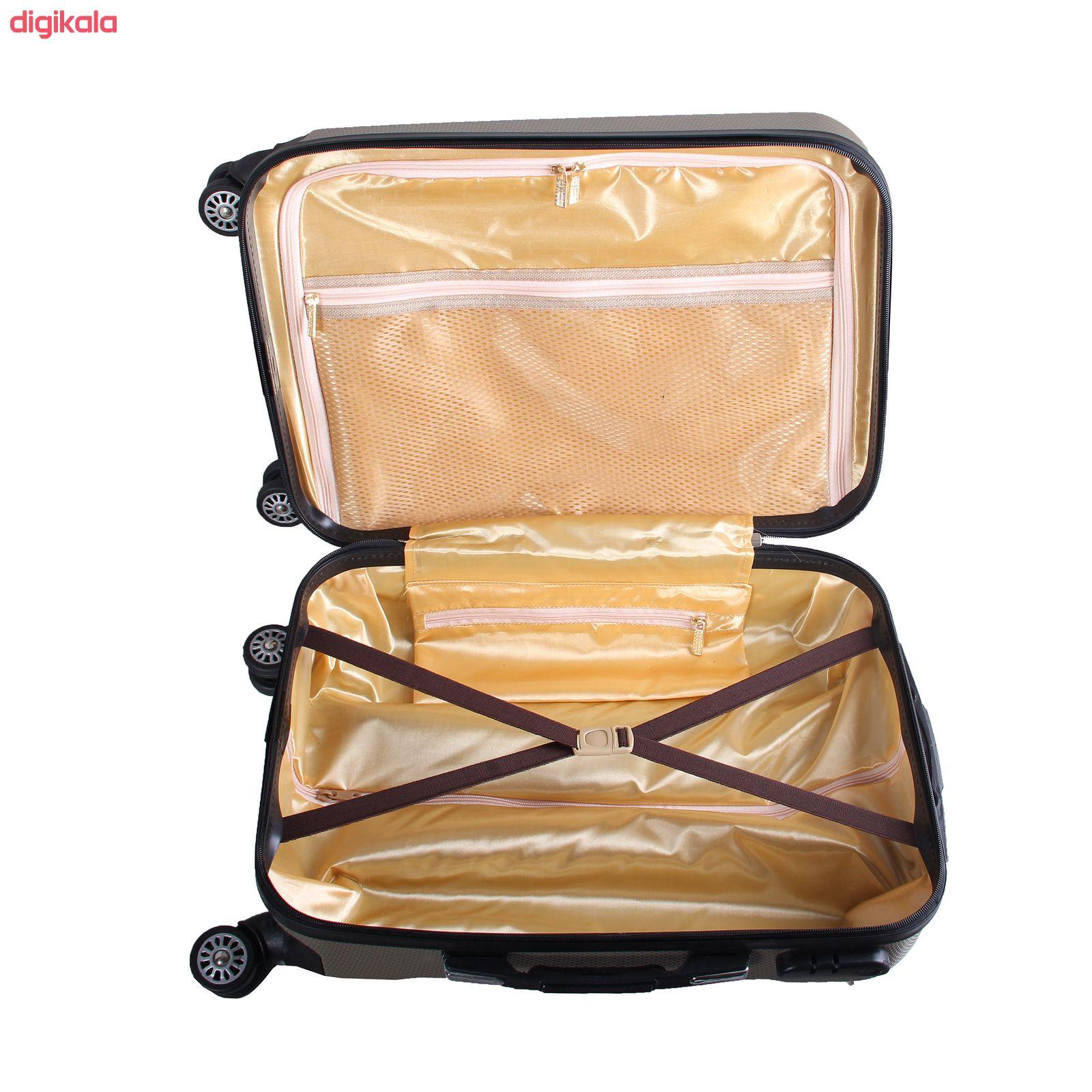 مجموعه چهار عددی چمدان اسپرت من مدل NS001 main 1 38