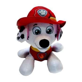 عروسک یانیک طرح سگهای نگهبان مدل مارشال ارتفاع 30 سانتیمتر
