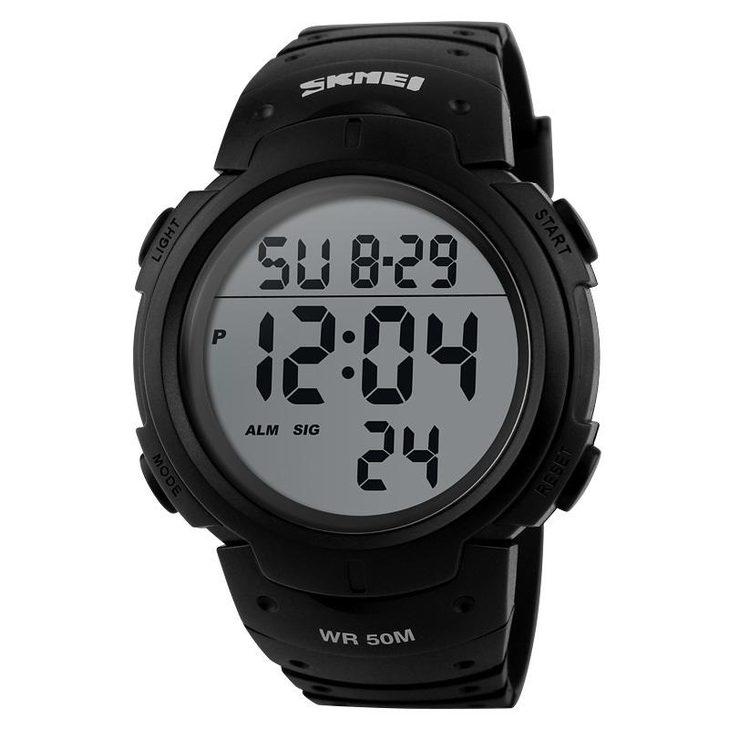 ساعت مچی دیجیتال مردانه اسکمی مدل 1068M-NP