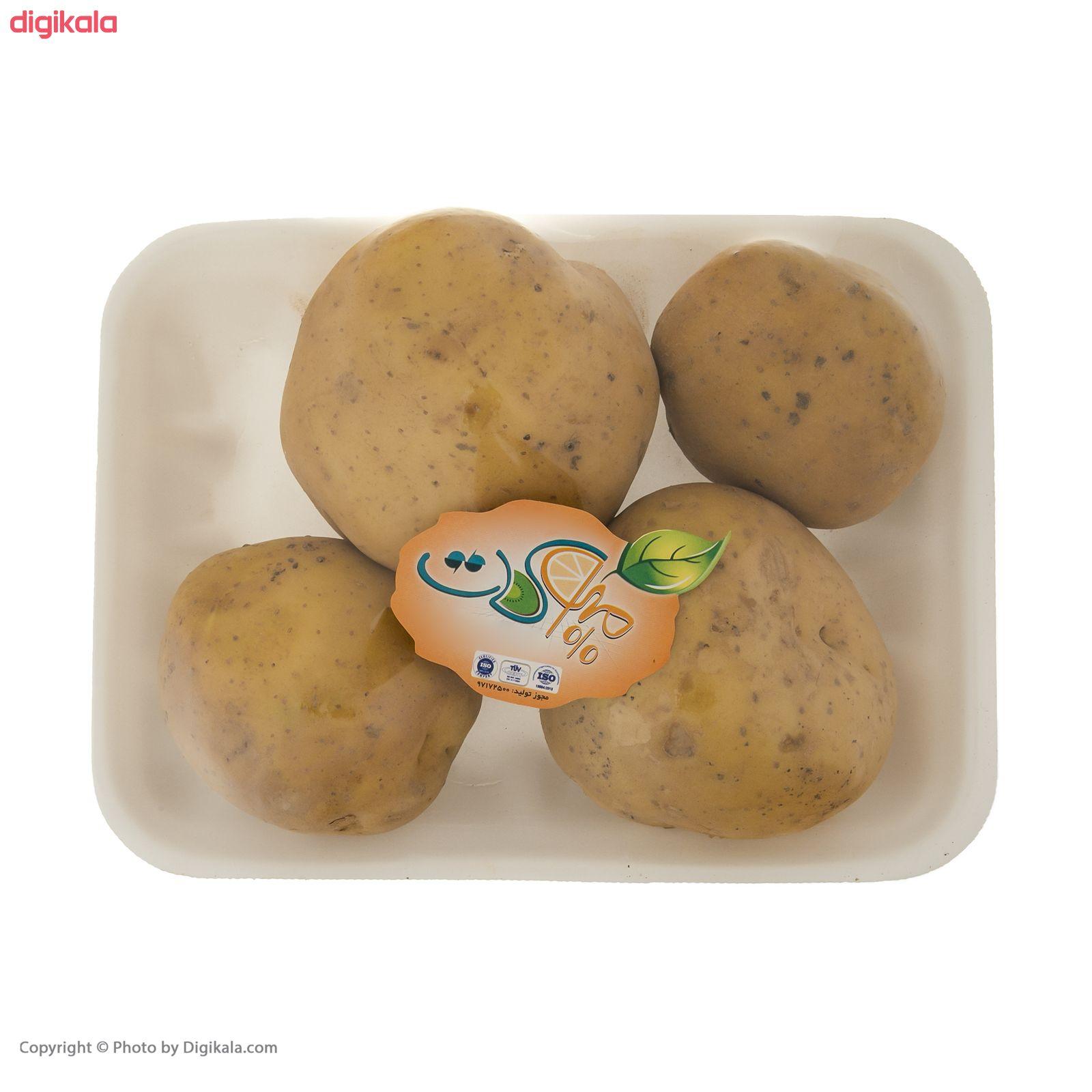 سیب زمینی میوکات - 1 کیلوگرم main 1 3