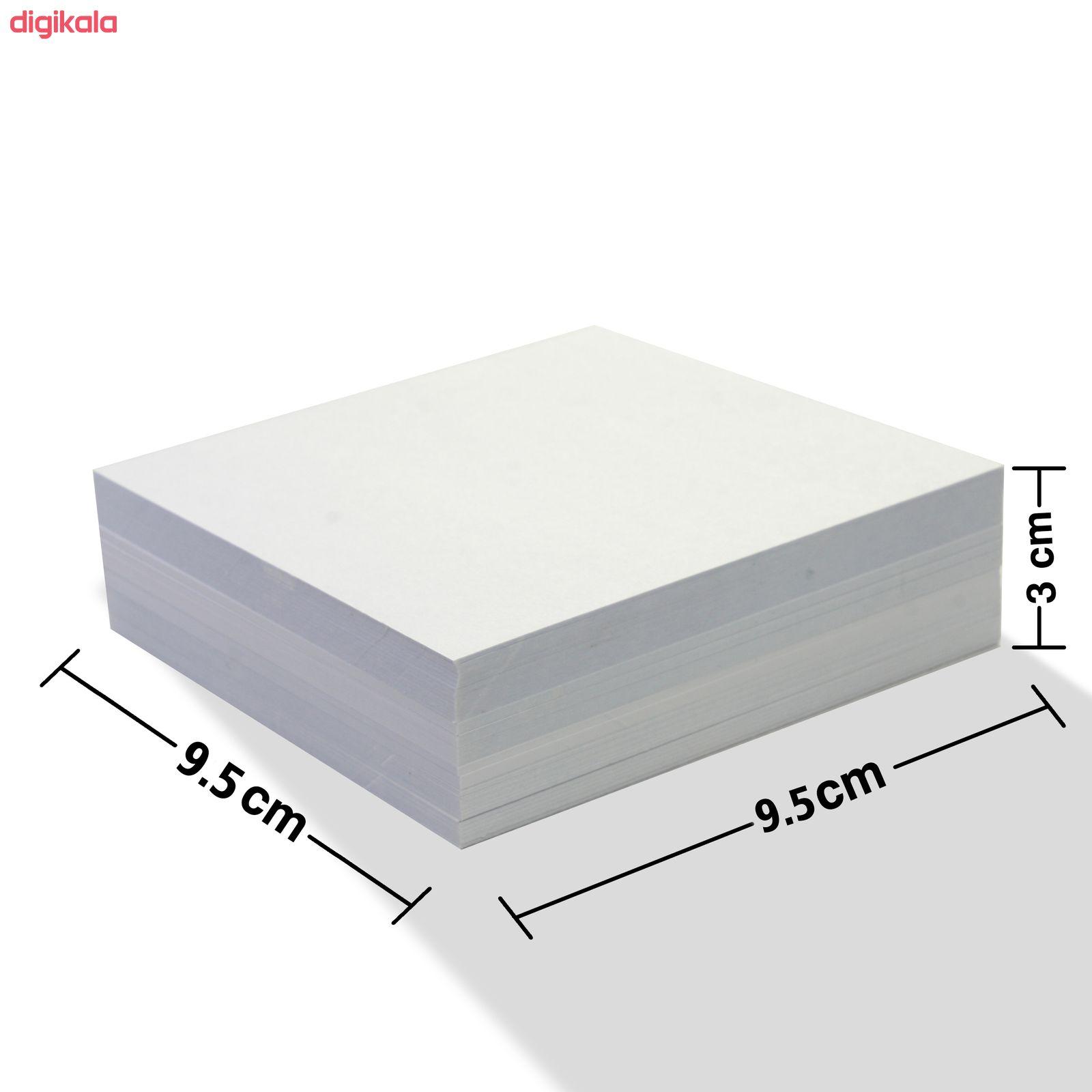 کاغذ یادداشت مستر راد مدل پریاکد W-1035بسته 200 عددی main 1 1