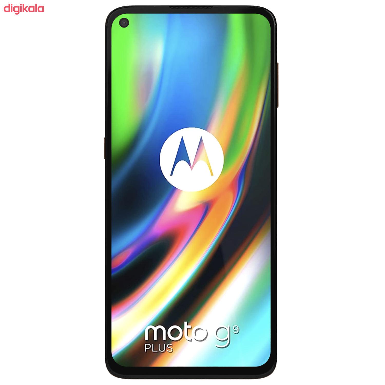 گوشی موبایل موتورولا مدل Moto G9 Plus XT2087-2 دو سیم کارت ظرفیت 128 گیگابایت main 1 1