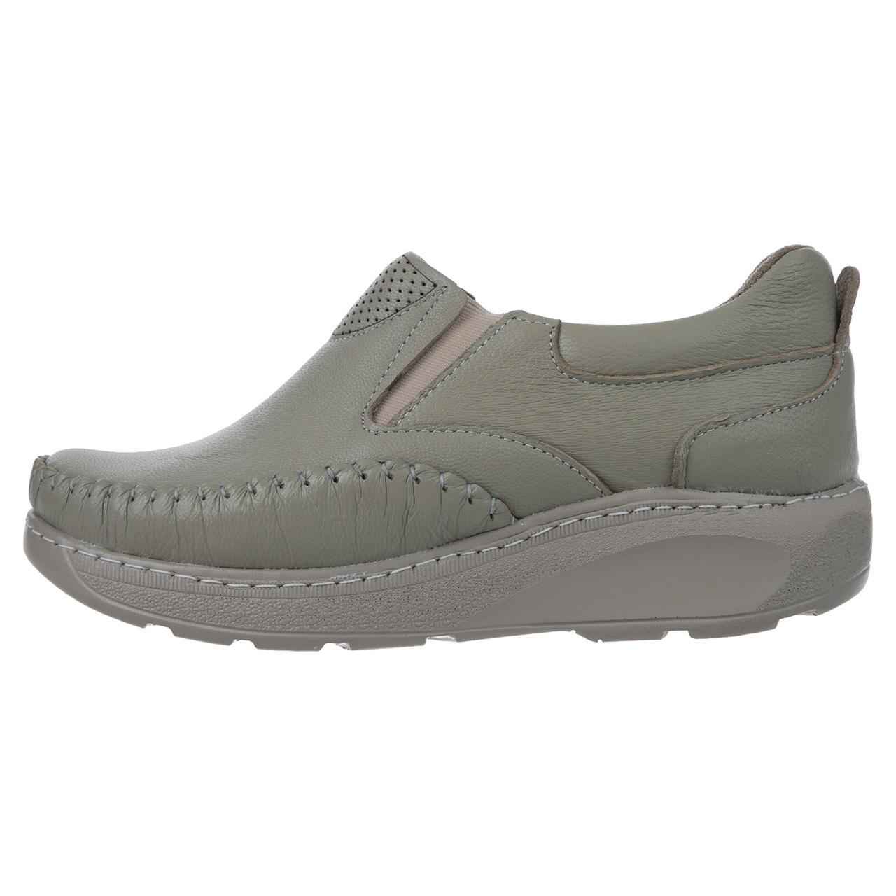 کفش زنانه ساینا چرم مدل کتایون K