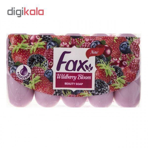 صابون فکس مدل Wildberry Bloom بسته 5 عددی main 1 1