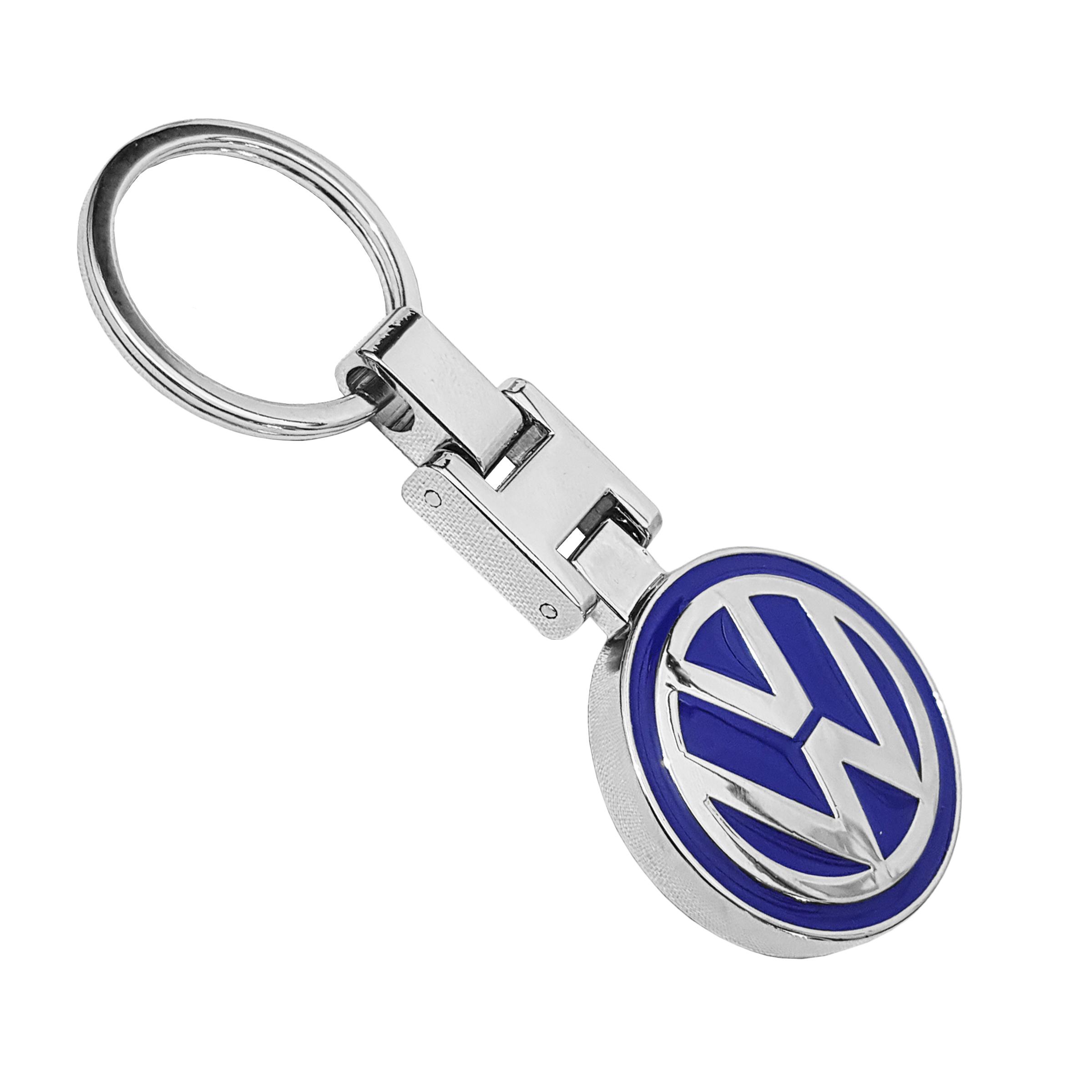 جاسوئیچی استیل اعلا خودرو طرح Volkswagen