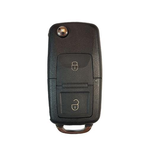 قاب یدک ریموت خودرو مدل Galleria-Pug01 مناسب برای خودرو پژو 405