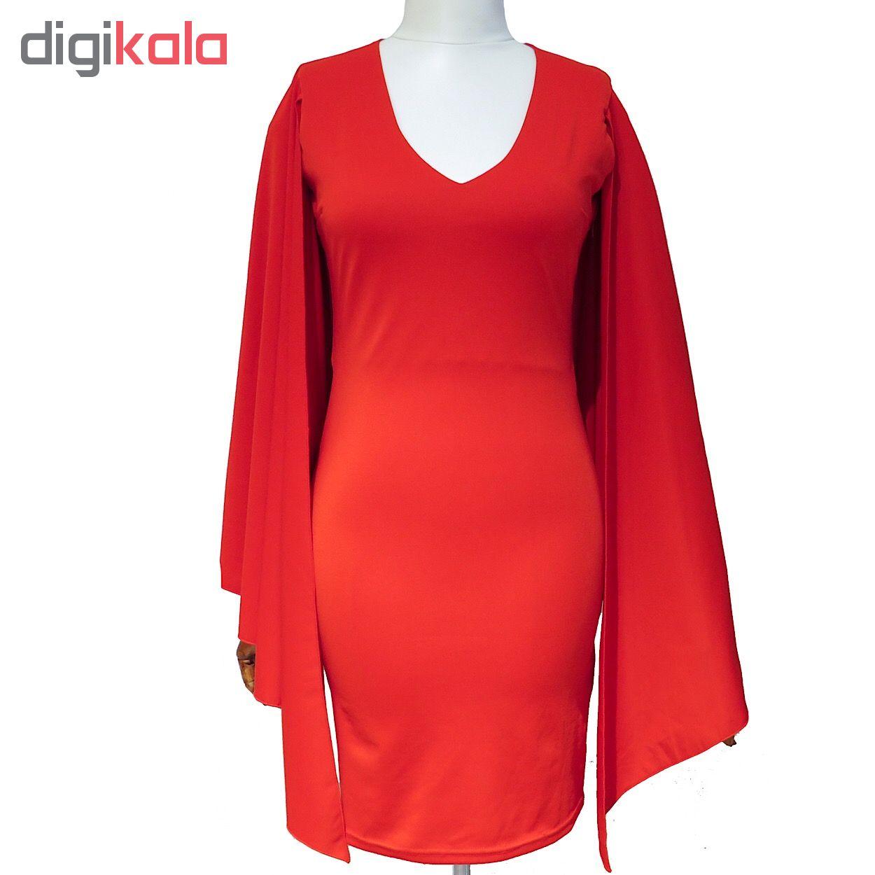 پیراهن زنانه کارلا بای روزارانیکو مدل CR16S