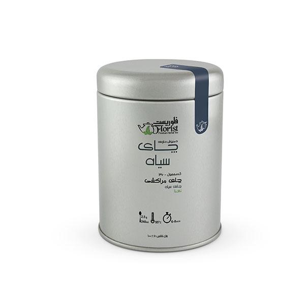 چای مراکشی فلوریست مقدار 100 گرم
