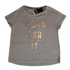 تی شرت  ورزشی زنانه کرویت مدل Z-HD7