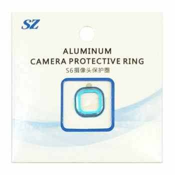 محافظ لنز دوربین اس زد مدل  Camera Protective Ring مناسب برای گوشی سامسونگ گلکسی S6/S6 Edge