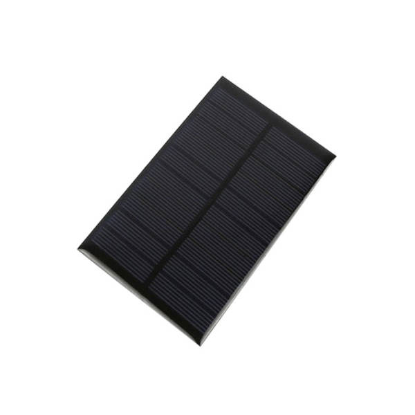 پنل خورشیدی مدل X69 ظرفیت 1.25 وات