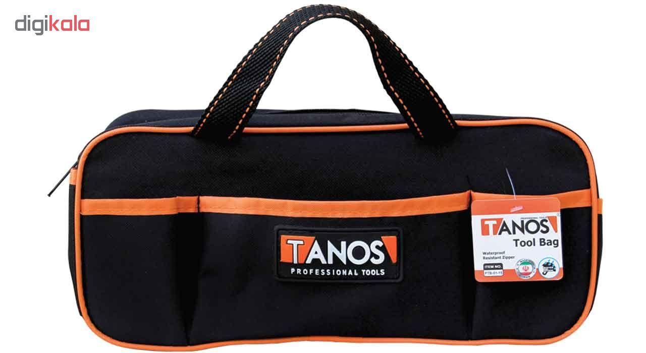 کیف ابزار تانوس مدل PTB-01-15 main 1 1