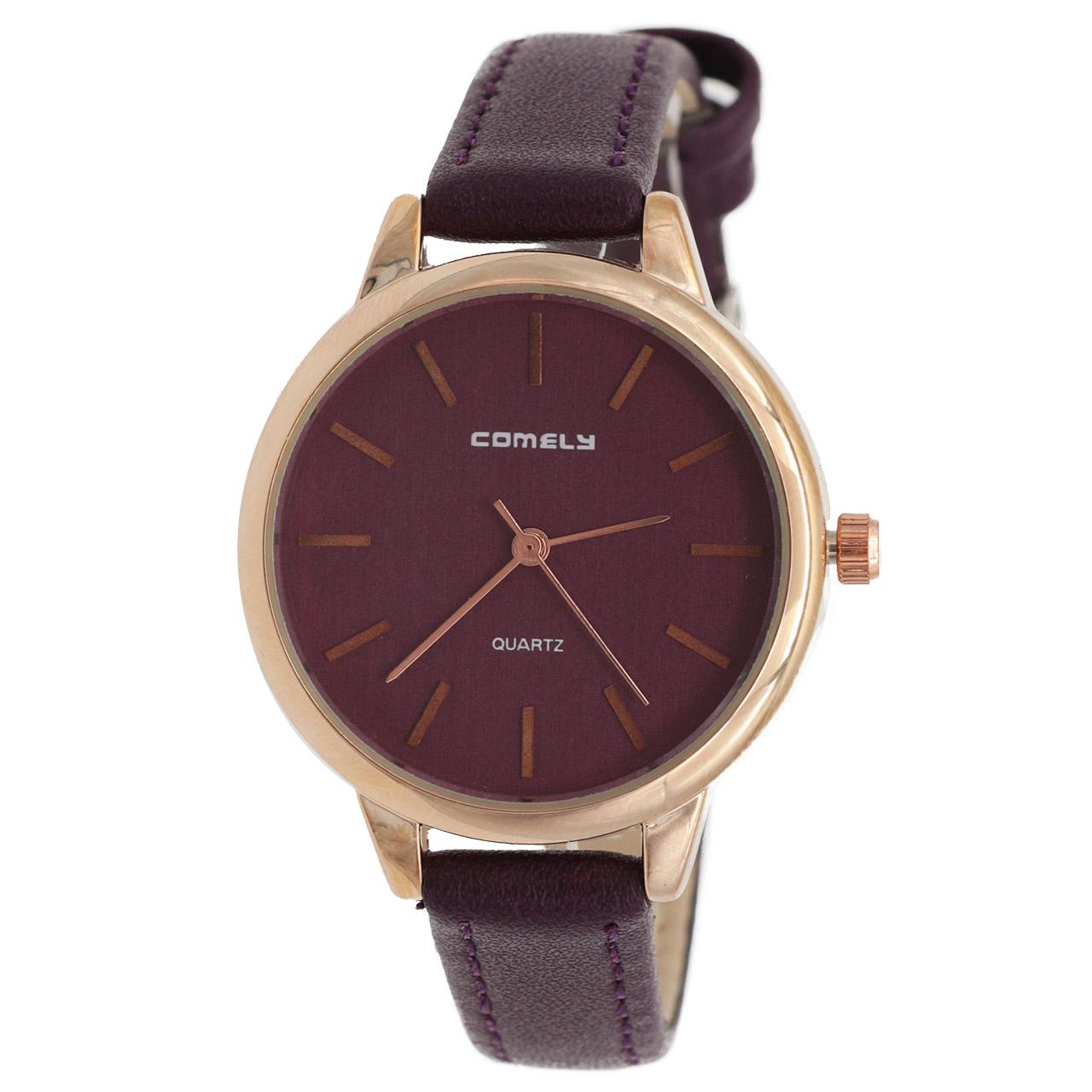 خرید ساعت مچی عقربه ای زنانه کوملی مدل CL1953