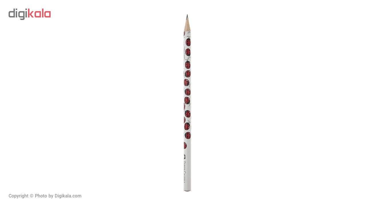مداد مشکی Faber-Castel طرح حیوانات - بسته 4 عددی main 1 4