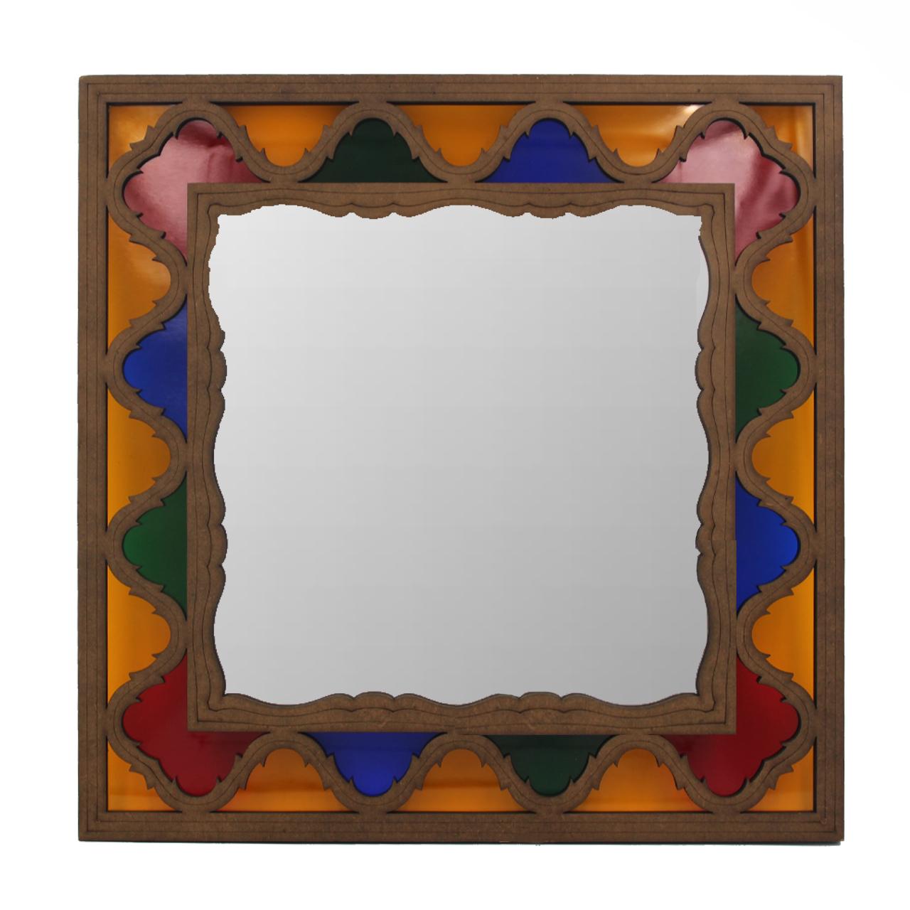 آیینه پلکسی مدل اسپهبد 22