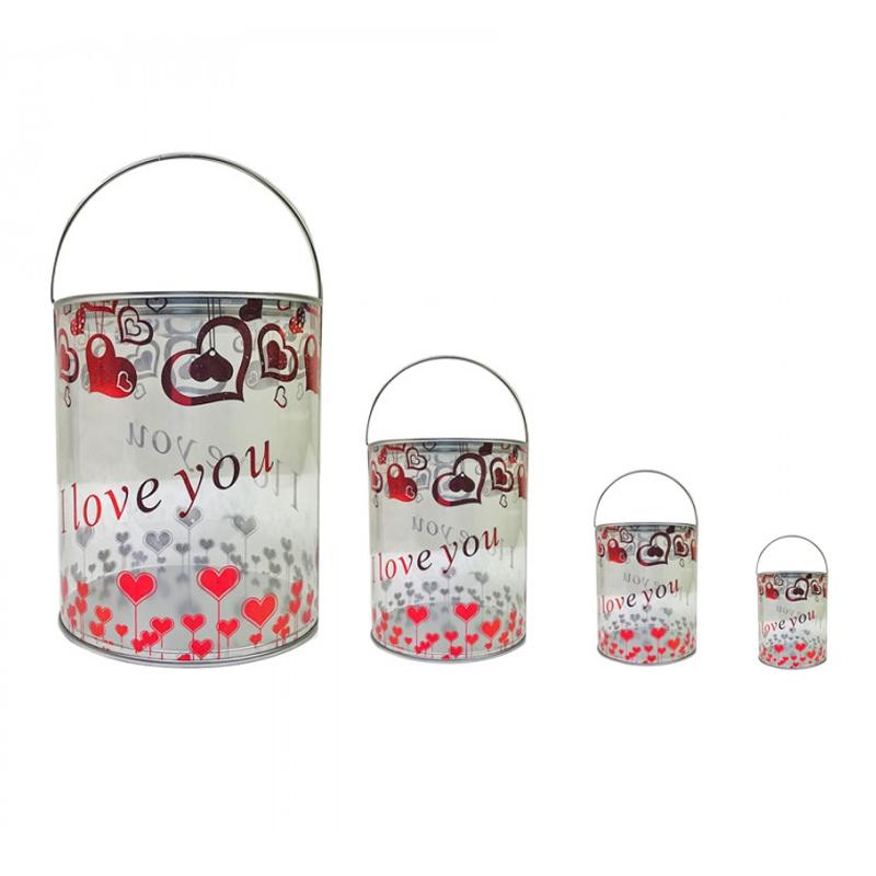 خرید                      جعبه هدیه روز عشق مجموعه 4 عددی