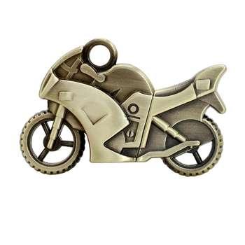 فلش مموری طرح موتورسیکلت کدMMB01 ظرفیت 8 گیگابایت