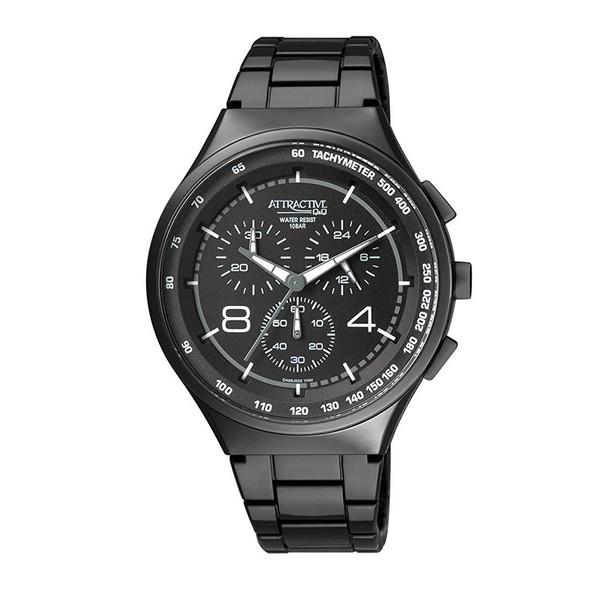 ساعت مچی عقربه ای مردانه  کیو اند کیو مدل DA86J002Y