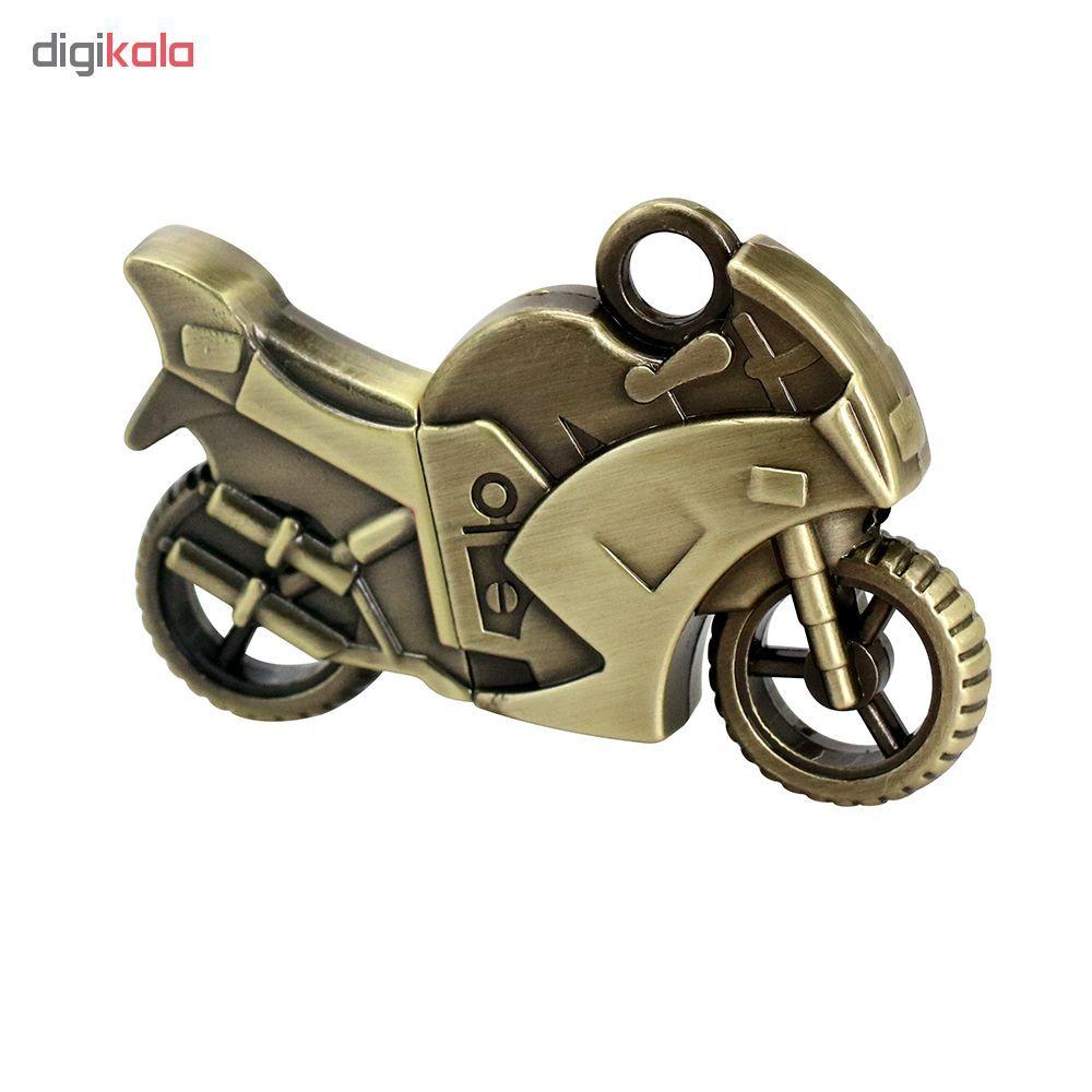 فلش مموری طرح موتورسیکلت کدMMB01 ظرفیت 8 گیگابایت main 1 1