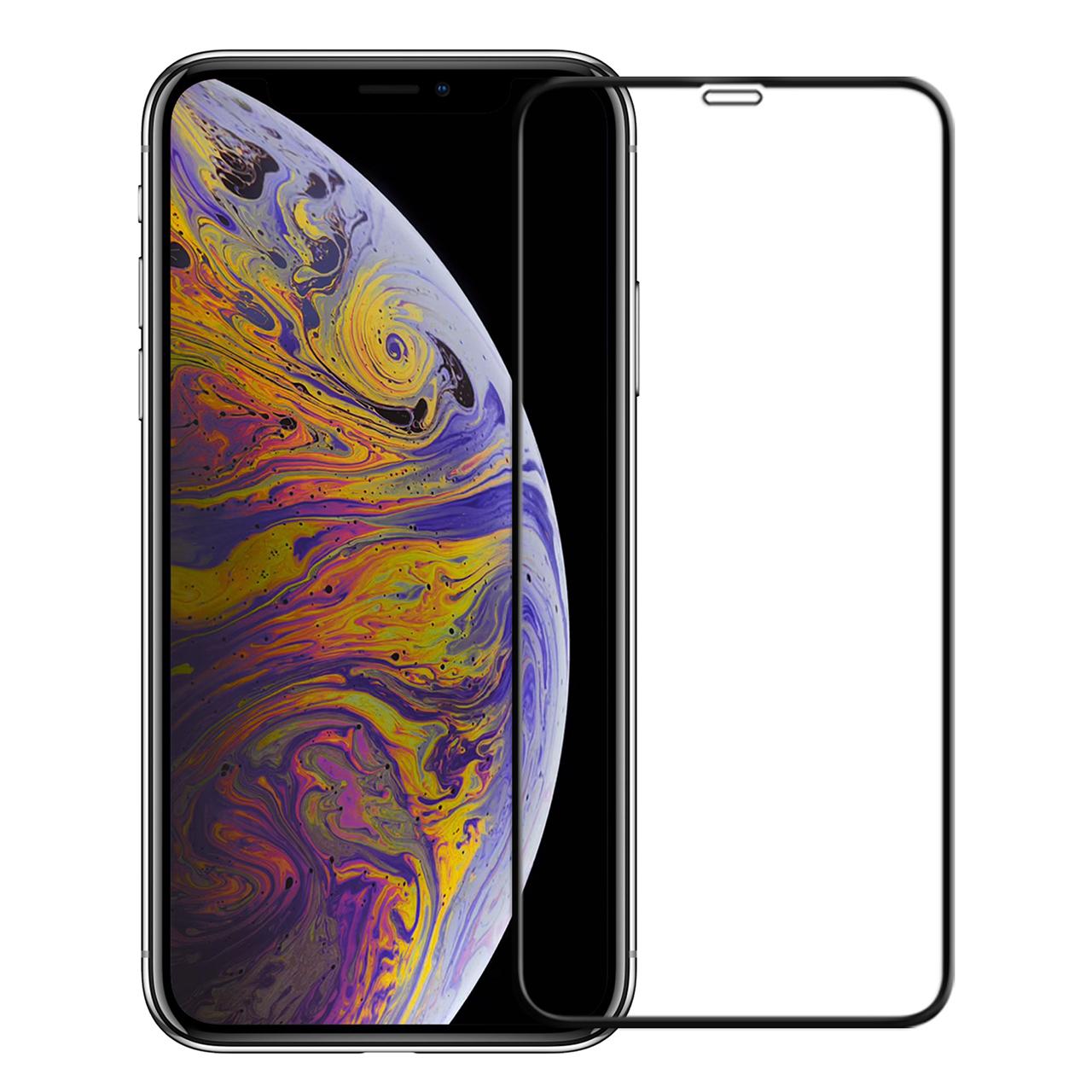 محافظ صفحه نمایش نیکسو مدل FG مناسب برای گوشی موبایل اپل Iphone Xs Max