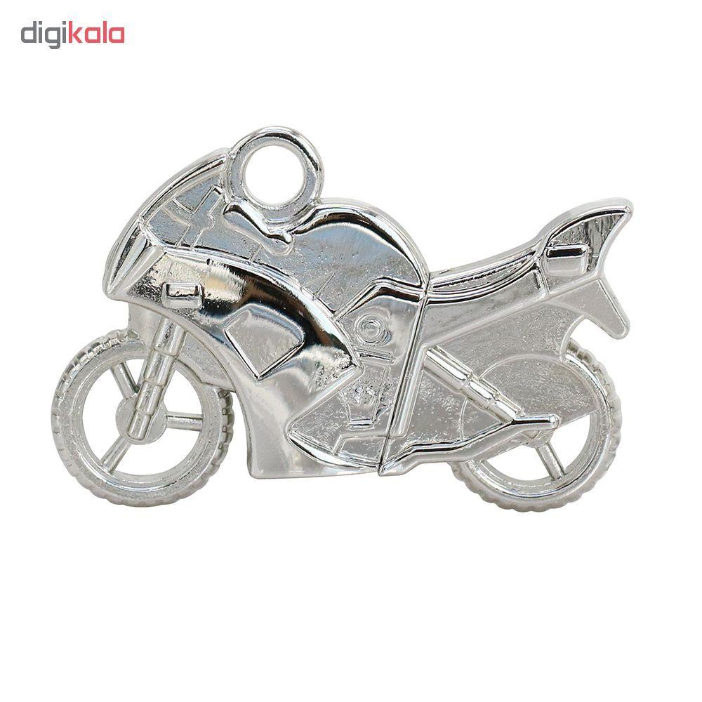 فلش مموری طرح موتورسیکلت کدMMB01 ظرفیت 8 گیگابایت main 1 5